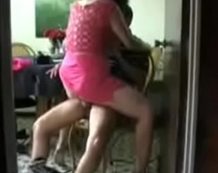 Desi Housewife quickie riding her neighbor