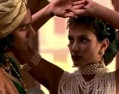 Sarita Chaudhary Stripped In Kamasutra - Scene - 3 beautyoflegs.blogspot.com
