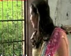 Savita drilled by husbnd boss