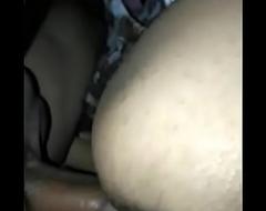 लड़की को चोदा