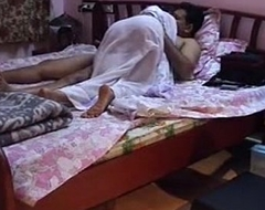 Desi Indian Married Couple HoneyMoon - Blowed and Anal Fucked Full Stiffly Homemade Dripped Scandal =X